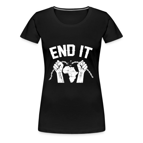 BANTU Edition - Frauen Premium T-Shirt