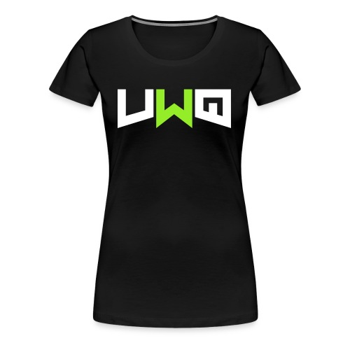 Vwq Logo Top - Women's Premium T-Shirt