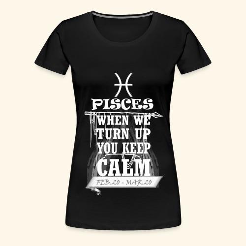 PISCES copy - Women's Premium T-Shirt