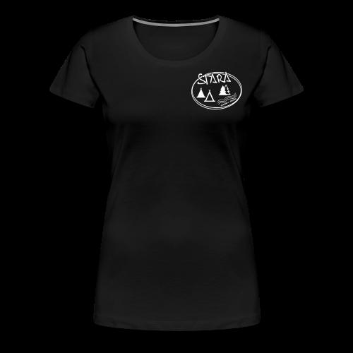 Stara Logo - Frauen Premium T-Shirt