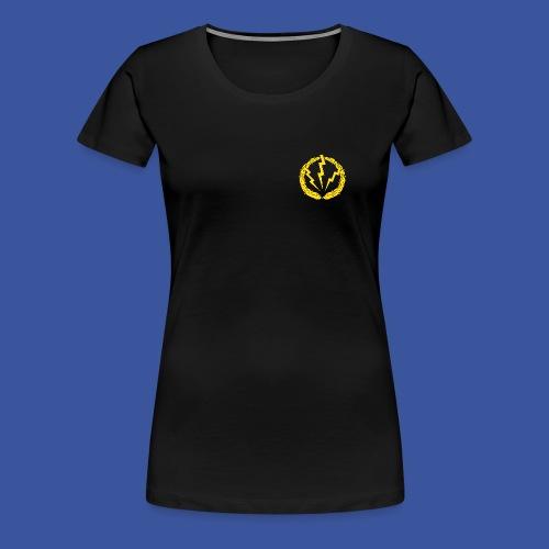 RLC Logo - Premium-T-shirt dam