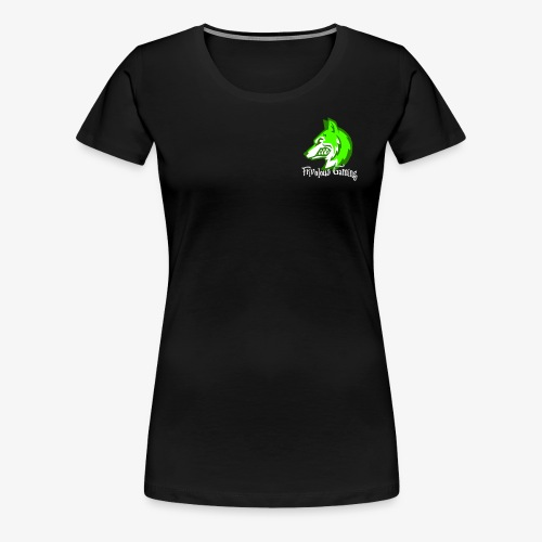 Frivolous Gaming - Frauen Premium T-Shirt