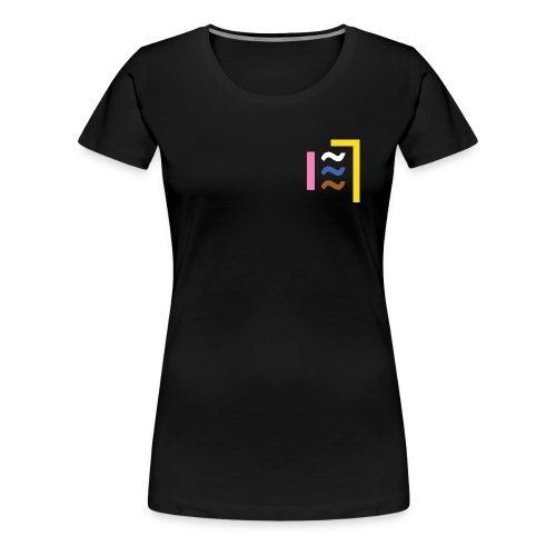 Yung.BRAND - T-shirt Premium Femme