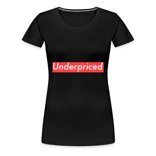 Under - Women's Premium T-Shirt
