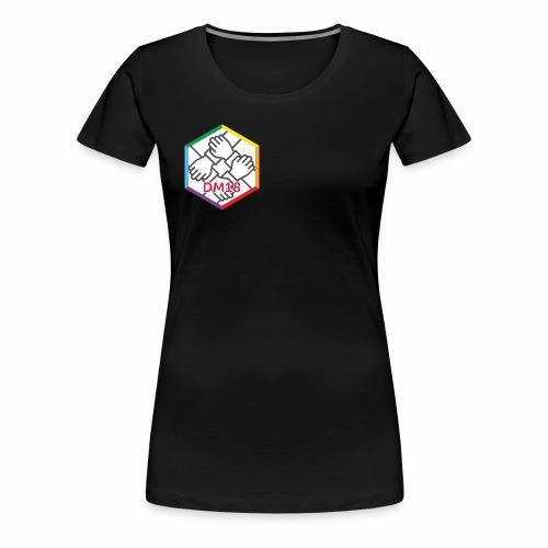 DM i Spejder - Dame premium T-shirt