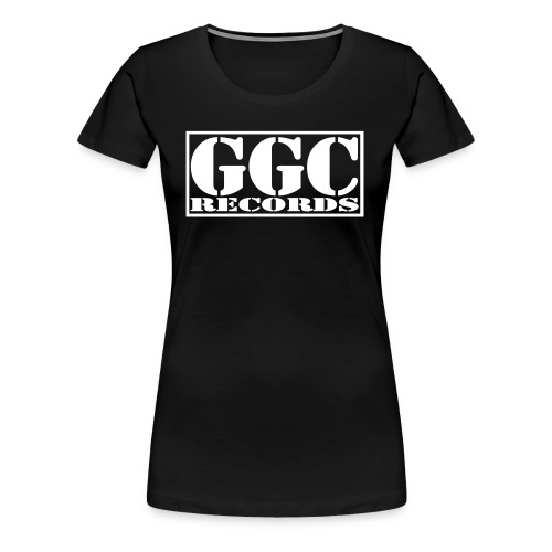 GGC-Records Label-Stempel - Frauen Premium T-Shirt