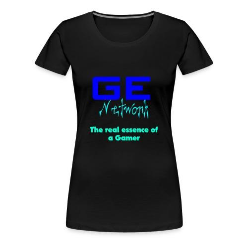GameEssence Default - Maglietta Premium da donna
