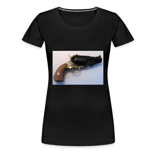 58 Remmy Snub 1 - T-shirt Premium Femme