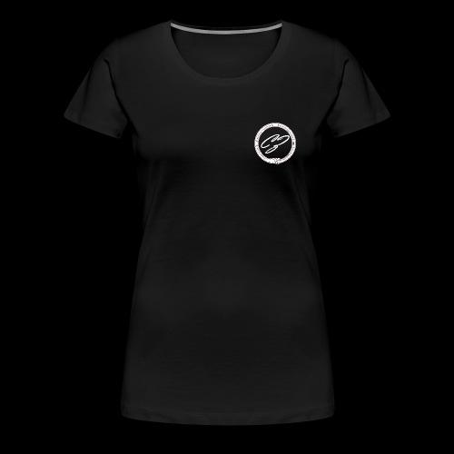 CZ White - T-shirt Premium Femme