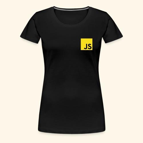JS Developer T-Shirt - Frauen Premium T-Shirt