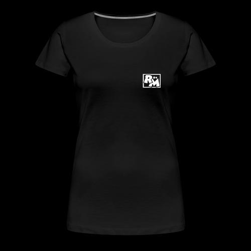 Runt Mods White - Women's Premium T-Shirt
