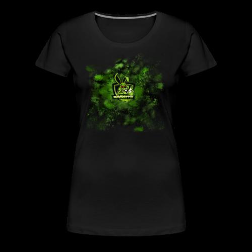 Raddio Rabbits Esport FAN-SHIRTS - Frauen Premium T-Shirt