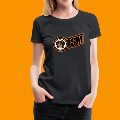 DSM - T-shirt Premium Femme