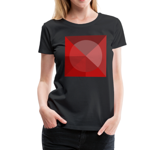 Blutorange - Frauen Premium T-Shirt