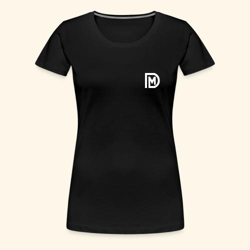 DM LOGO - Frauen Premium T-Shirt