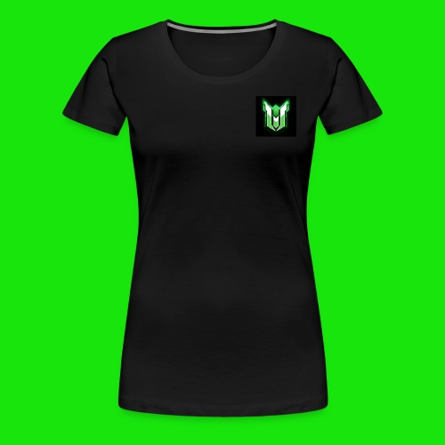 Limited eSport Logo (ohne Text) - Frauen Premium T-Shirt