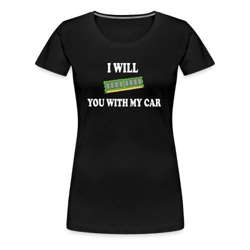 RAMMING - Women's Premium T-Shirt