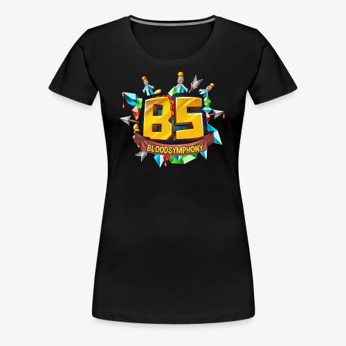 Goodies BloodSymphony - T-shirt Premium Femme