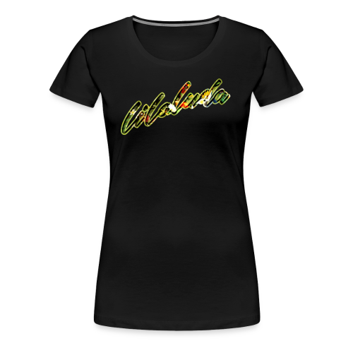 lilo 05 - Frauen Premium T-Shirt