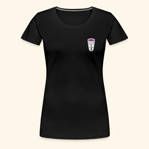 LYN. Lean - T-shirt Premium Femme