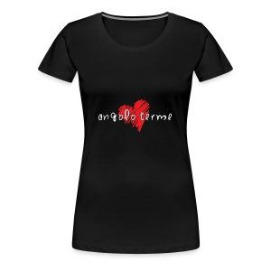 Amo Angolo Terme - Maglietta Premium da donna