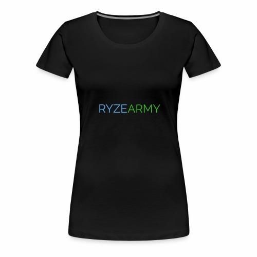 RyzeArmyModern - Frauen Premium T-Shirt