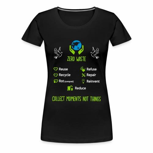 0 de chet face - T-shirt Premium Femme