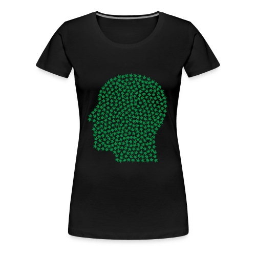 MaryJane Kopf - Frauen Premium T-Shirt