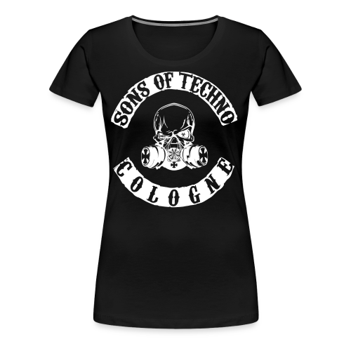 SOT Classic White - Frauen Premium T-Shirt