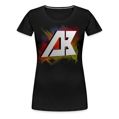 DB LOGO - Frauen Premium T-Shirt