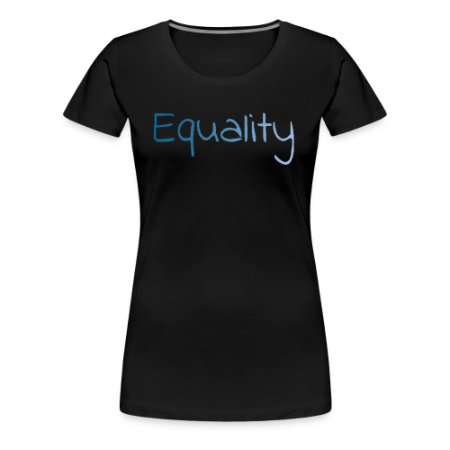 equality - Premium-T-shirt dam