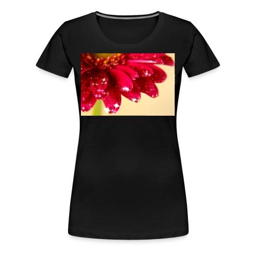 Gerbera - Frauen Premium T-Shirt