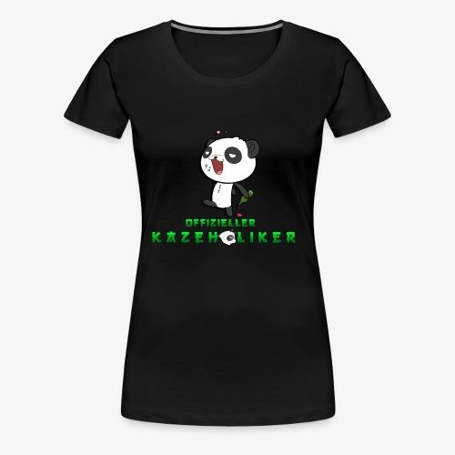 Kazeholiker - Frauen Premium T-Shirt
