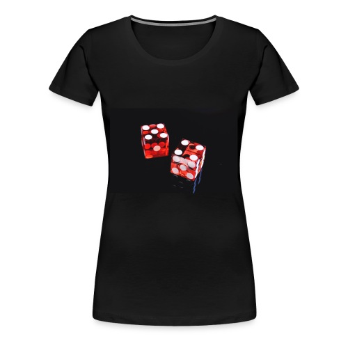 abbildung chance design 965879 - Frauen Premium T-Shirt