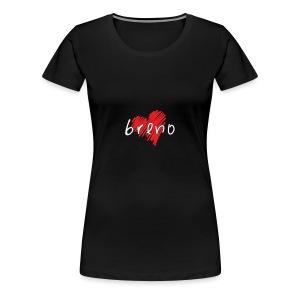 Amo Breno - Maglietta Premium da donna