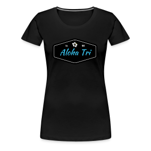 Aloha Tri Ltd. - Women's Premium T-Shirt