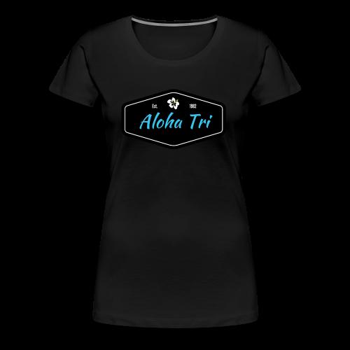 Aloha Tri Ltd. - Women's Premium T-Shirt