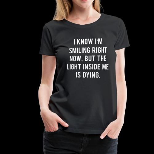 Dying Light 2 White - Women's Premium T-Shirt