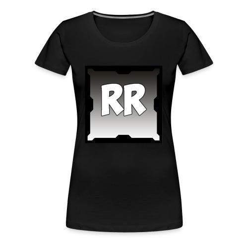 Rixel Simpel - Premium-T-shirt dam