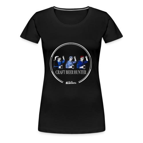 Cacciatori di birre artigianali - Maglietta Premium da donna