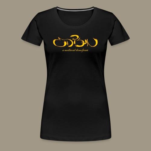 Edison 2018: A Medieval Demofeast T-SHIRTS & TOPS - Premium-T-shirt dam