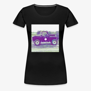 Mavis - Women's Premium T-Shirt
