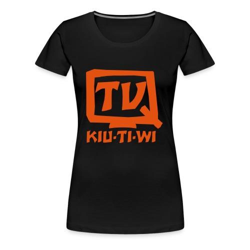 QTV - Die Show für tolle Familien - Frauen Premium T-Shirt