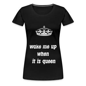 TAKE ME UP - Camiseta premium mujer