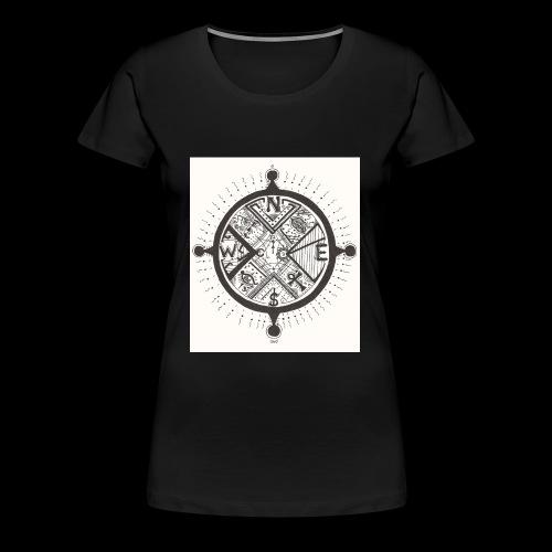 La Maison Des Mains Angel Cove - Women's Premium T-Shirt