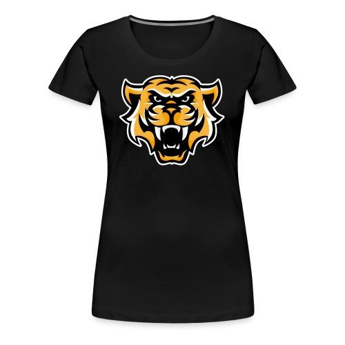 Maskot - Premium T-skjorte for kvinner