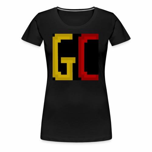 Gamecraft Logo - Women's Premium T-Shirt