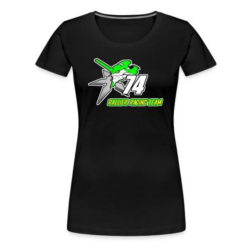 Rallier Racing Team - T-shirt Premium Femme