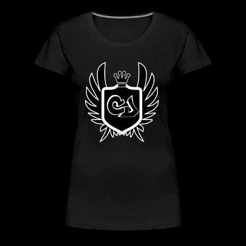 Crankjones Logo - Frauen Premium T-Shirt