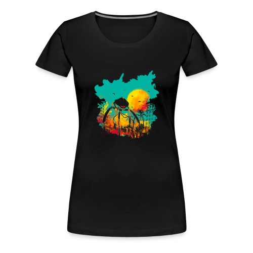 Invasion - Frauen Premium T-Shirt